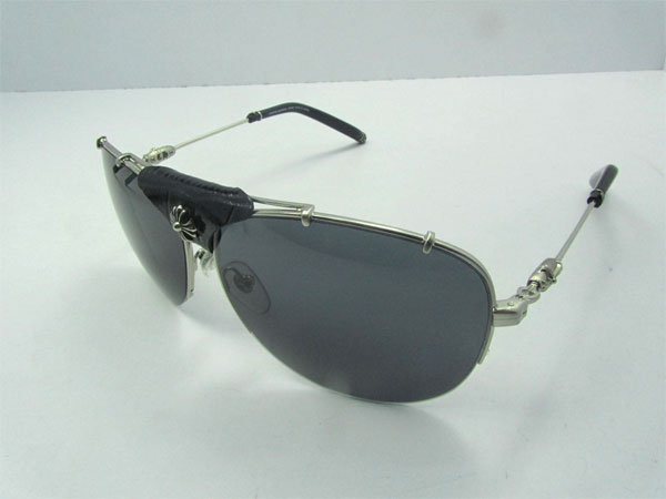 Chrome Hearts Kufannaw II Silver