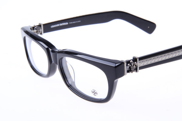 Chrome Hearts SPLAT Black