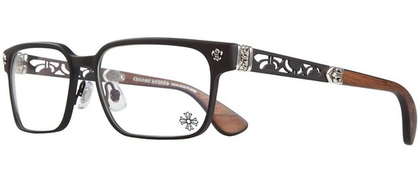 Chrome Hearts PAWSMUC MBK-MBK P